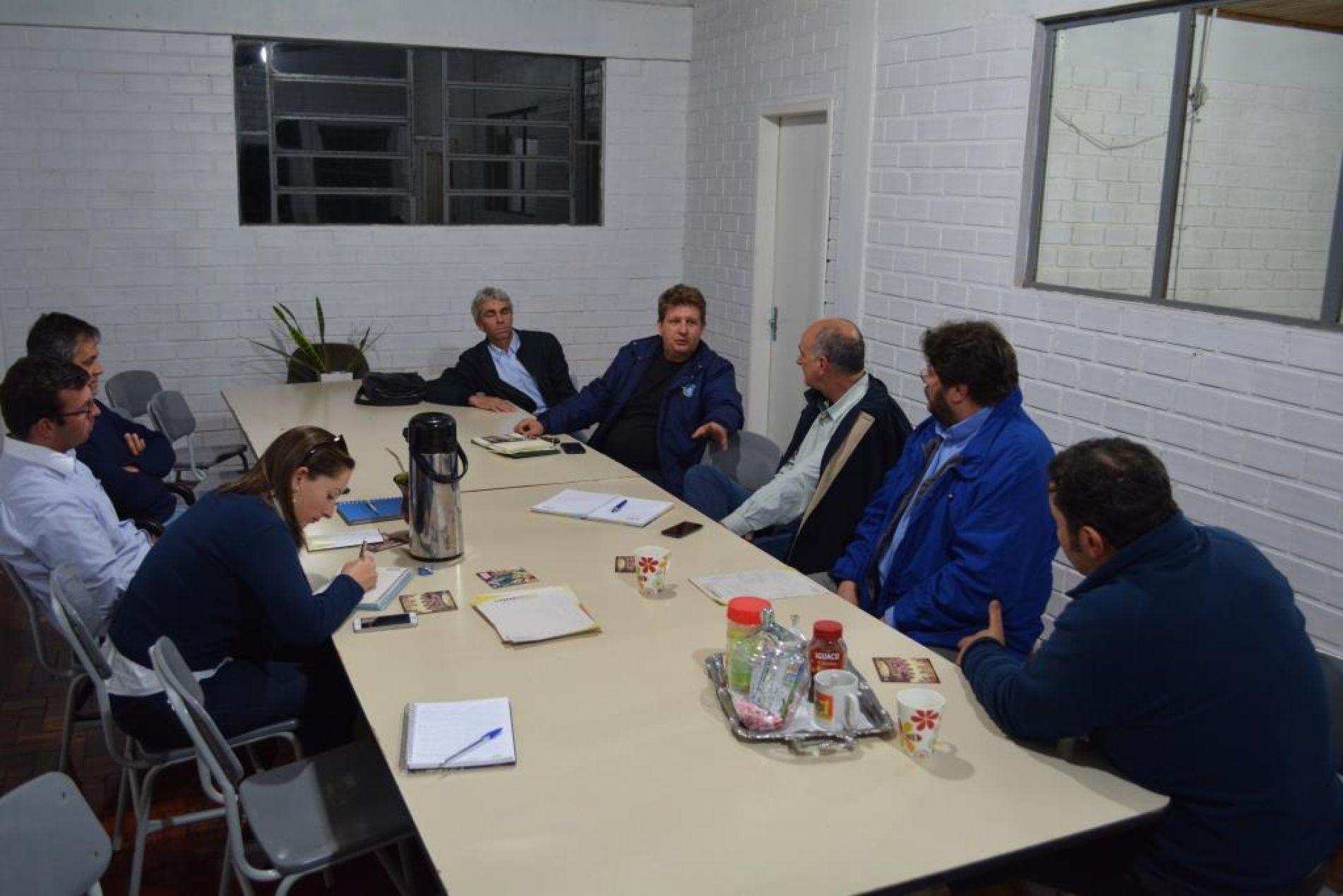 Reunião Pecuária