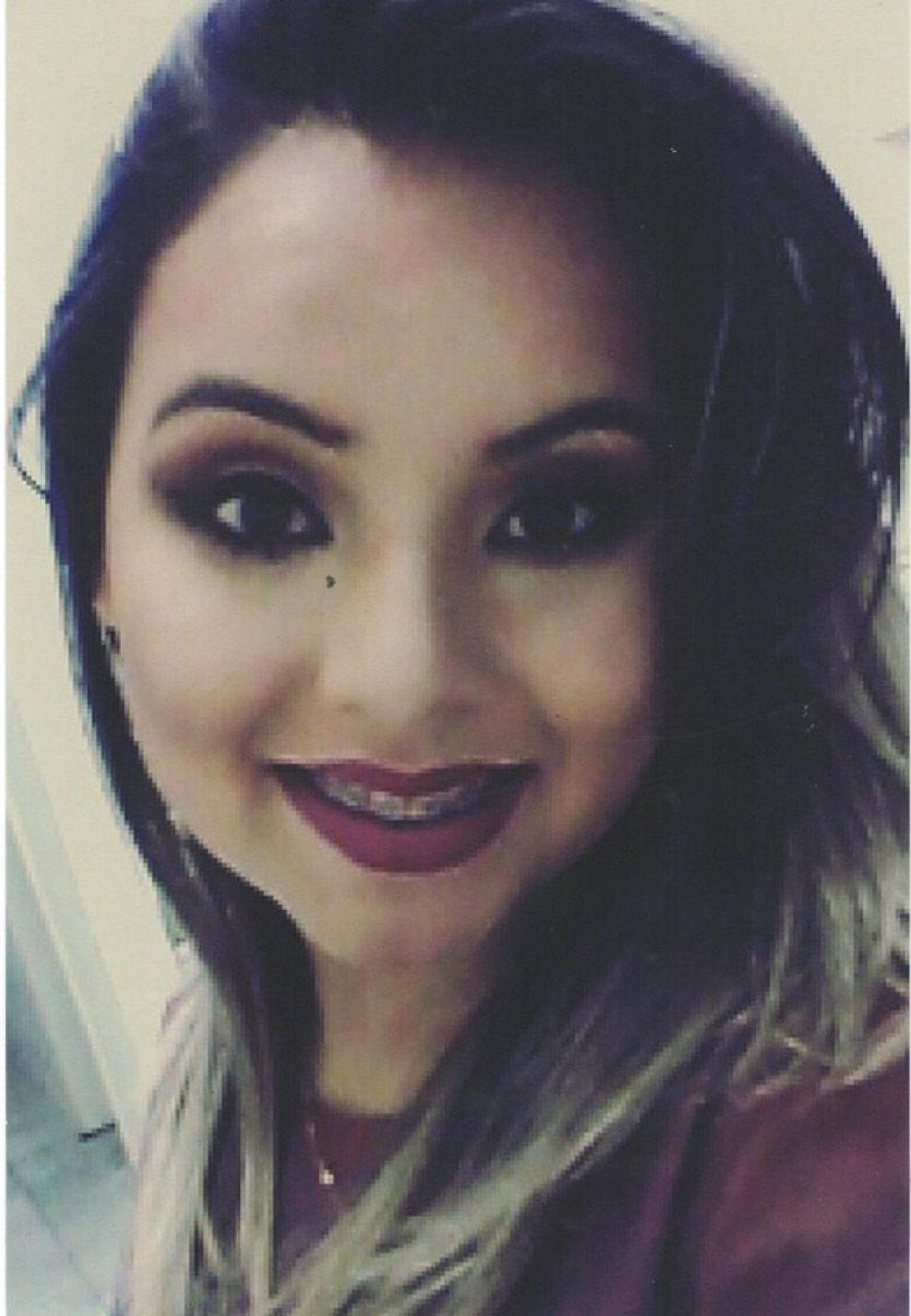 Myllena Vanessa Cabral Lima - 17 Anos - Representa: Esportiv