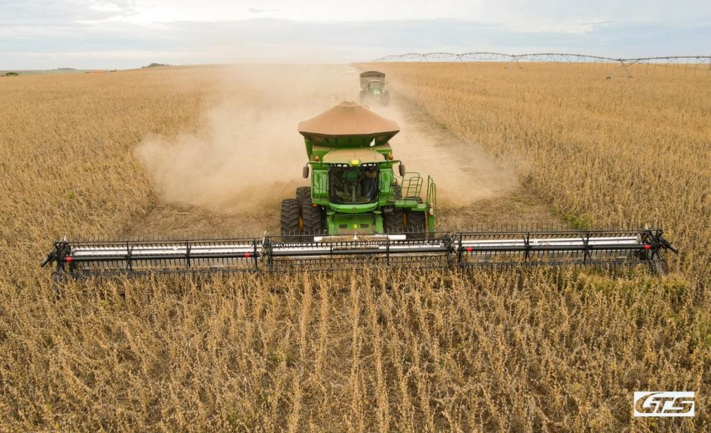 Maior plataforma de corte estará na colheita do trigo