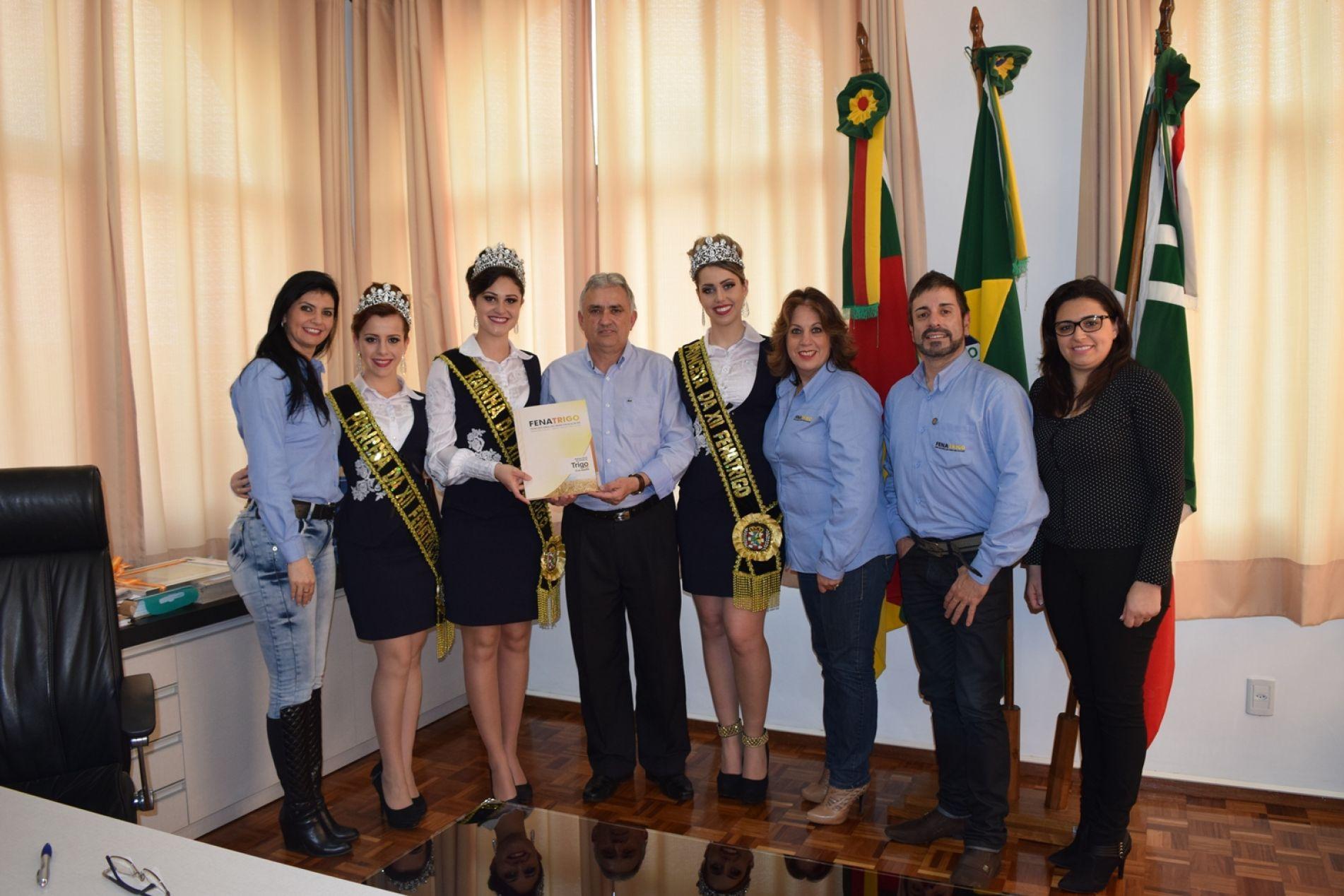 Comissão Social divulga XII Fenatrigo