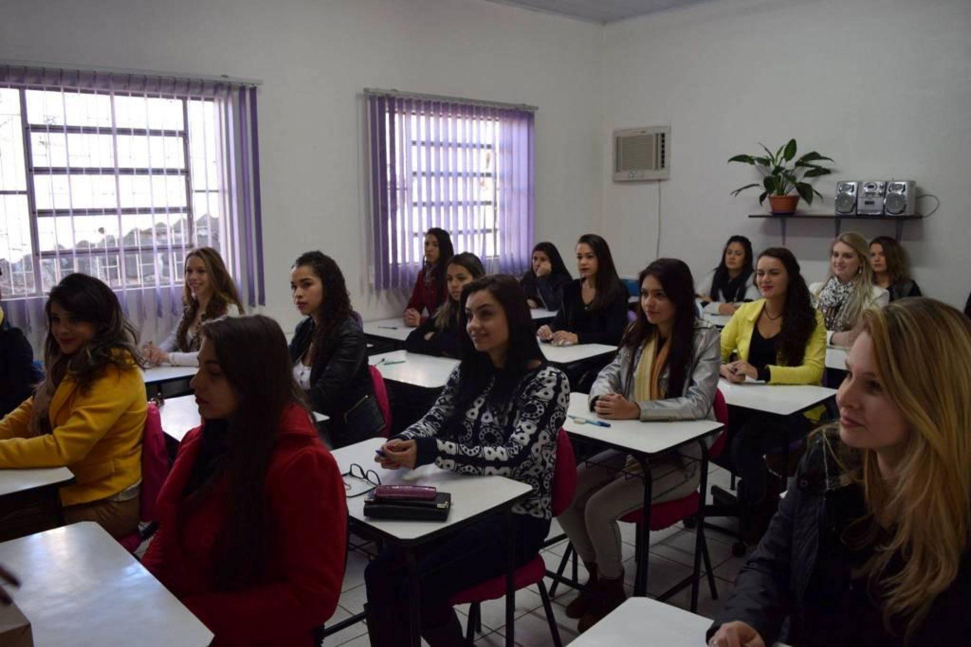 20 candidatas realizaram a prova no domingo, 19